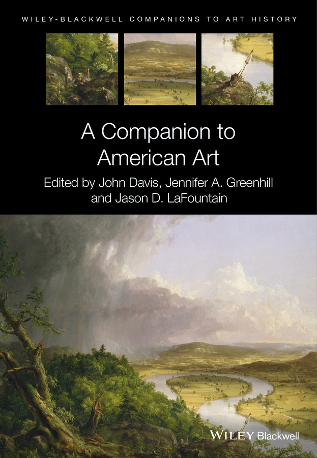 Davis, John - A Companion to American Art, ebook