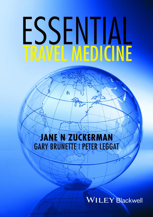 Brunette, Gary - Essential Travel Medicine, ebook