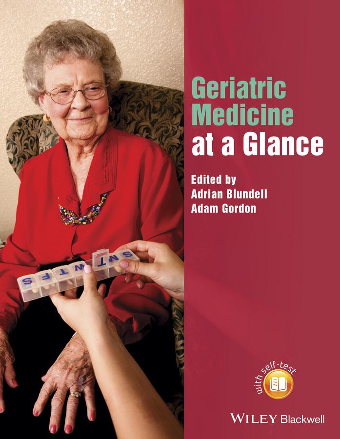Blundell, Adrian - Geriatric Medicine at a Glance, ebook