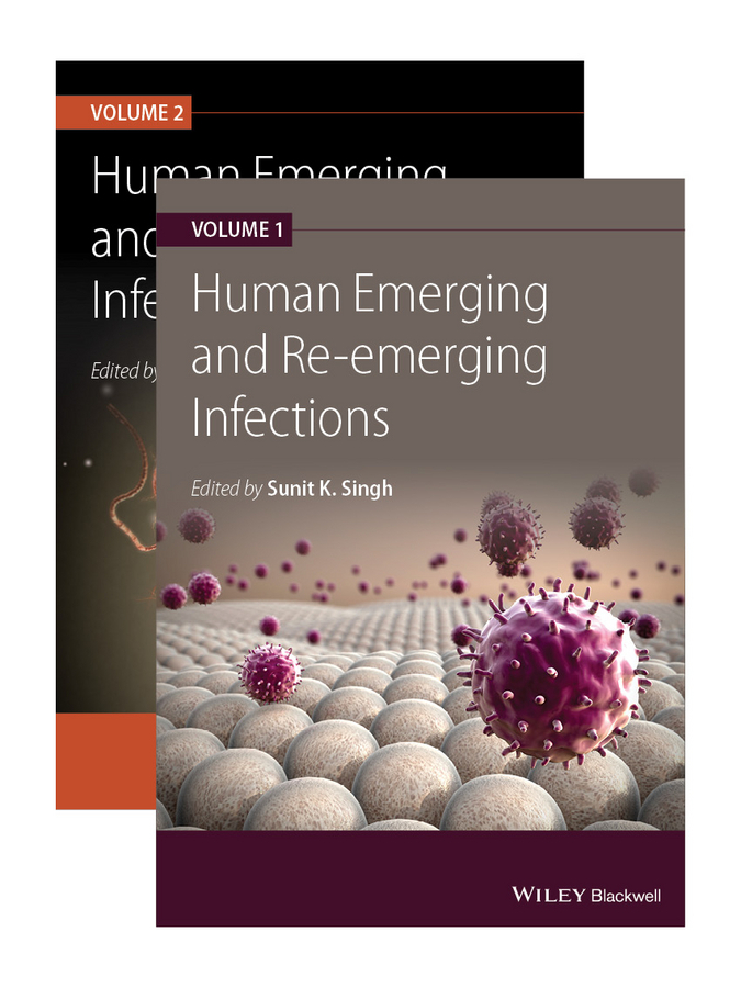 Singh, Sunit Kumar - Human Emerging and Re-emerging Infections, 2 Volume Set, ebook