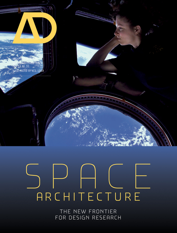 Leach, Neil - Space Architecture: The New Frontier for Design Research, ebook