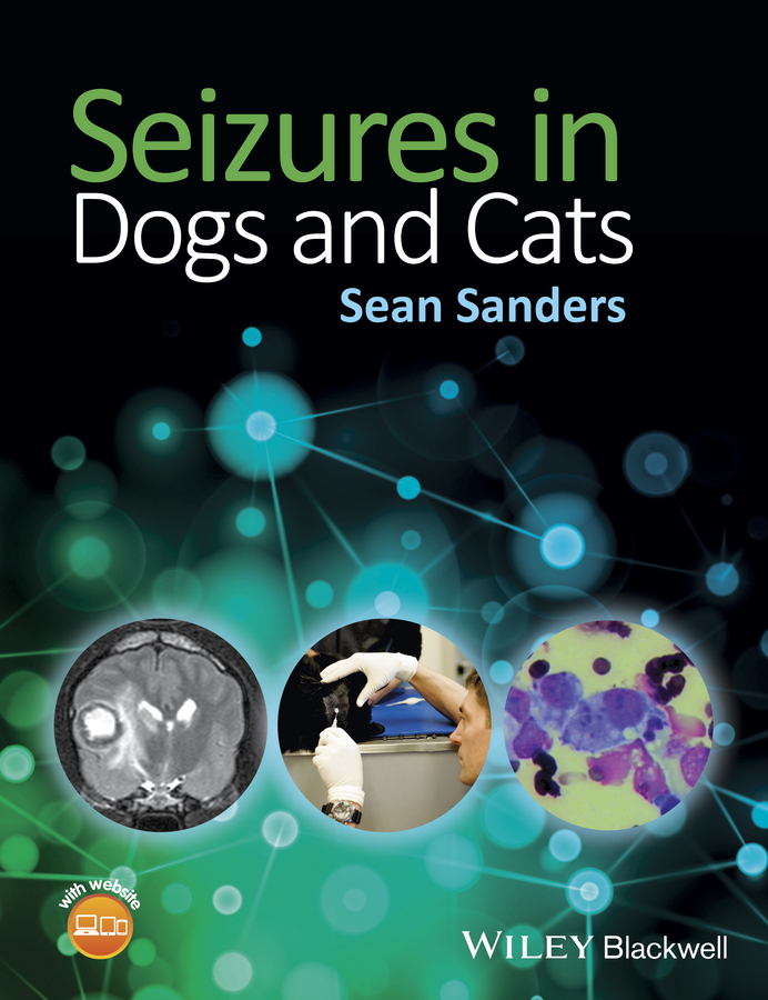 Sanders, Sean - Seizures in Dogs and Cats, ebook