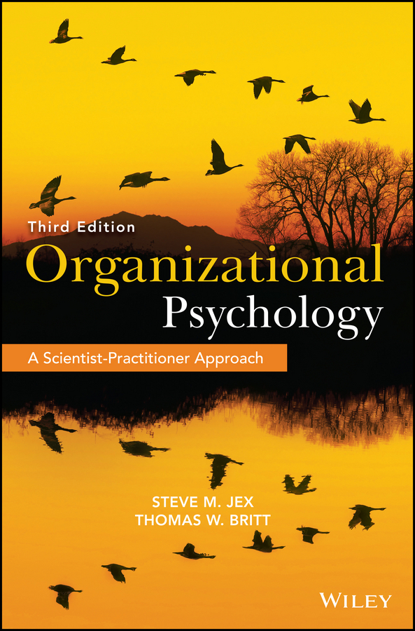 Britt, Thomas W. - Organizational Psychology: A Scientist-Practitioner Approach, e-kirja