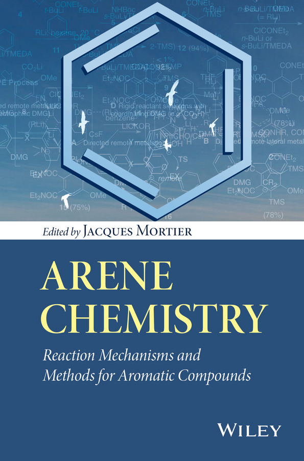 Mortier, Jacques - Arene Chemistry: Reaction Mechanisms and Methods for Aromatic Compounds, ebook