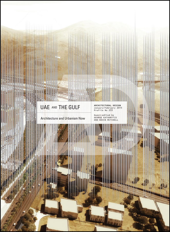 Katodrytis, George - UAE and the Gulf: Architecture and Urbanism Now, ebook