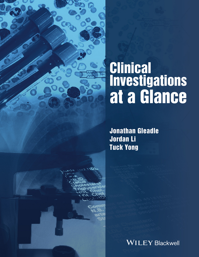 Gleadle, Jonathan - Clinical Investigations at a Glance, ebook