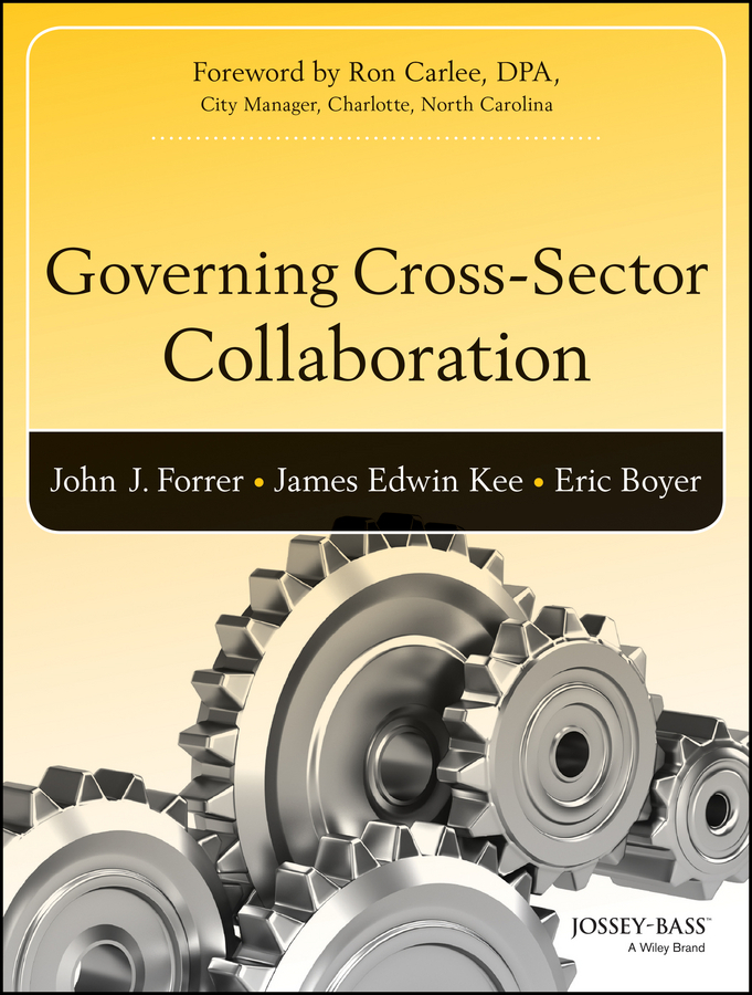 Boyer, Eric - Governing Cross-Sector Collaboration, ebook