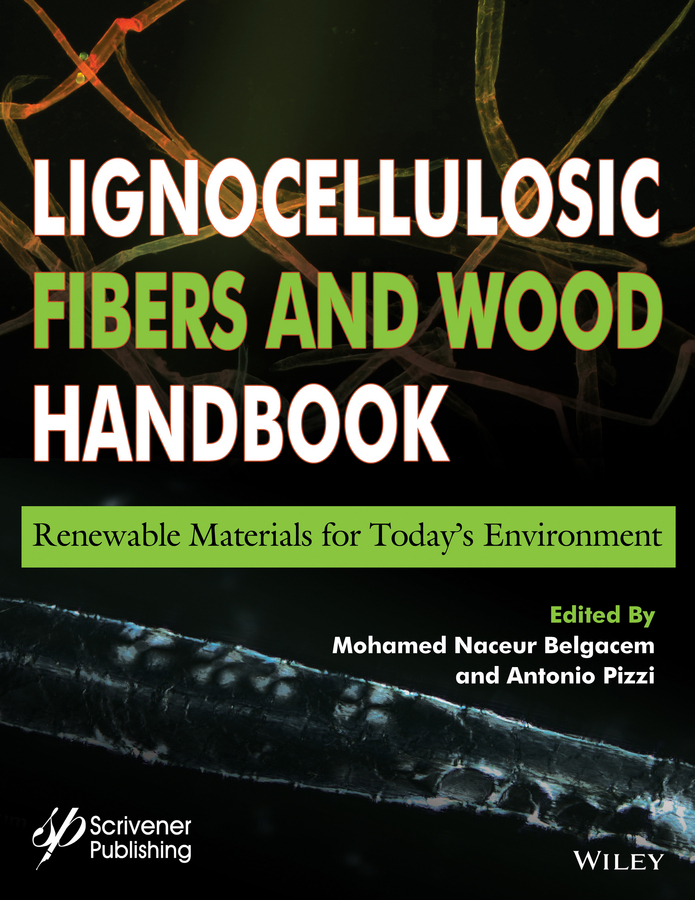 Belgacem, Mohamed Naceur - Lignocellulosic Fibers and Wood Handbook: Renewable Materials for Today's Environment, ebook