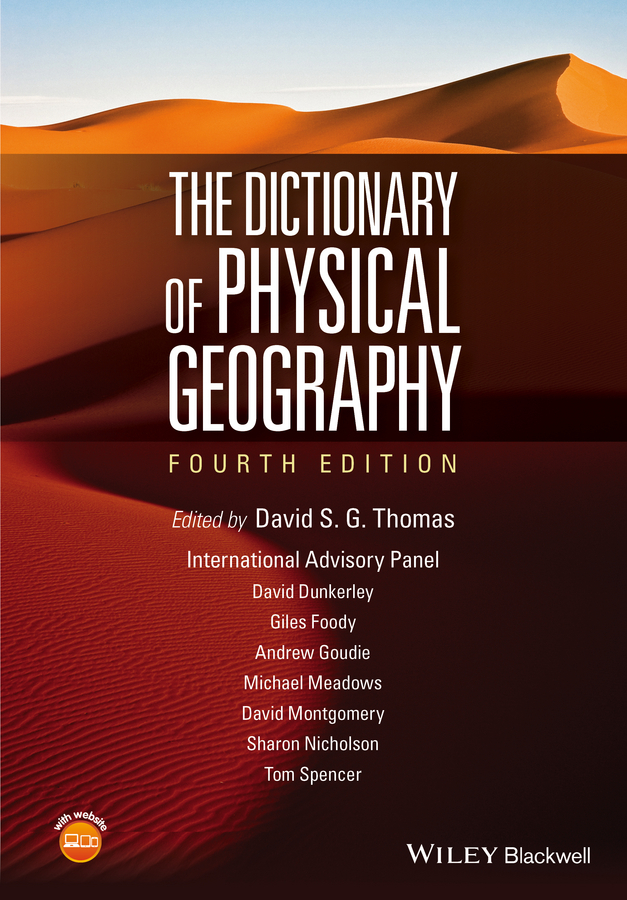 Thomas, David S. G. - The Dictionary of Physical Geography, e-bok