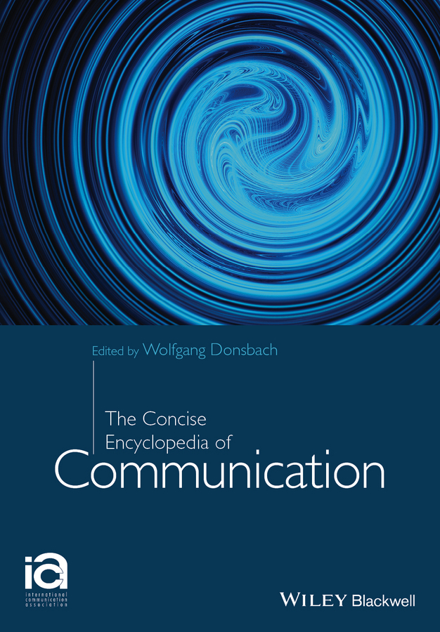 Donsbach, Wolfgang - The Concise Encyclopedia of Communication, ebook