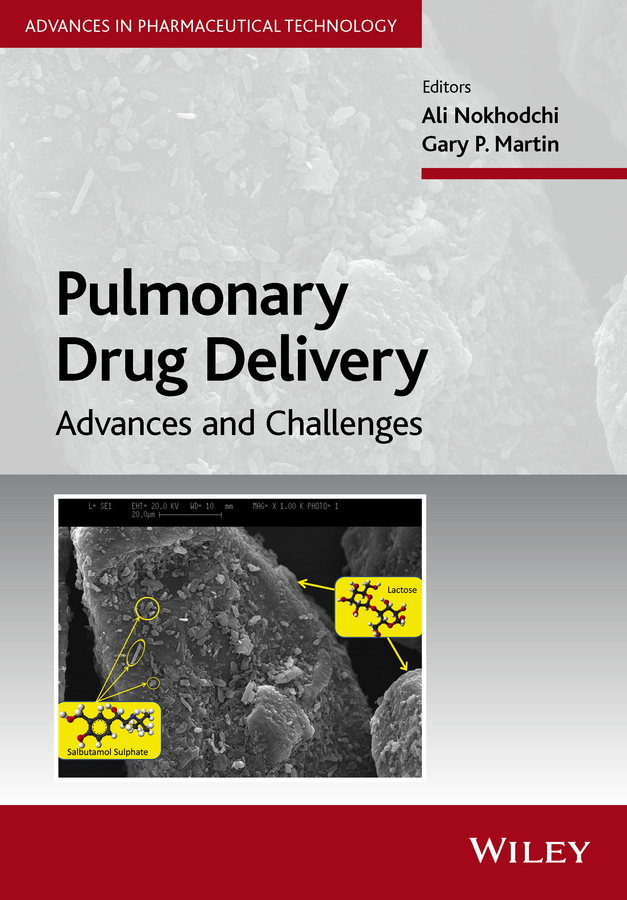 Martin, Gary P. - Pulmonary Drug Delivery: Advances and Challenges, ebook