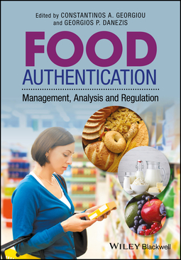 Danezis, Georgios P. - Food Authentication: Management, Analysis and Regulation, e-kirja