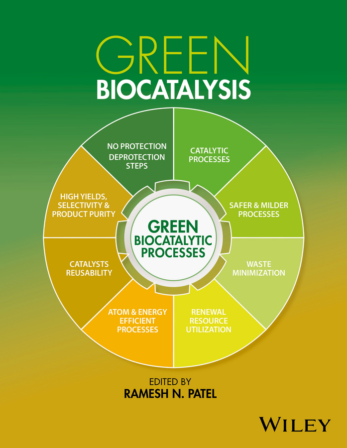 Patel, Ramesh N. - Green Biocatalysis, ebook