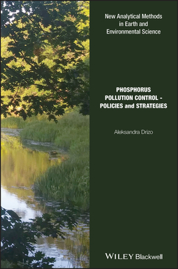 Drizo, Aleksandra - Phosphorus Pollution Control: Policies and Strategies, ebook