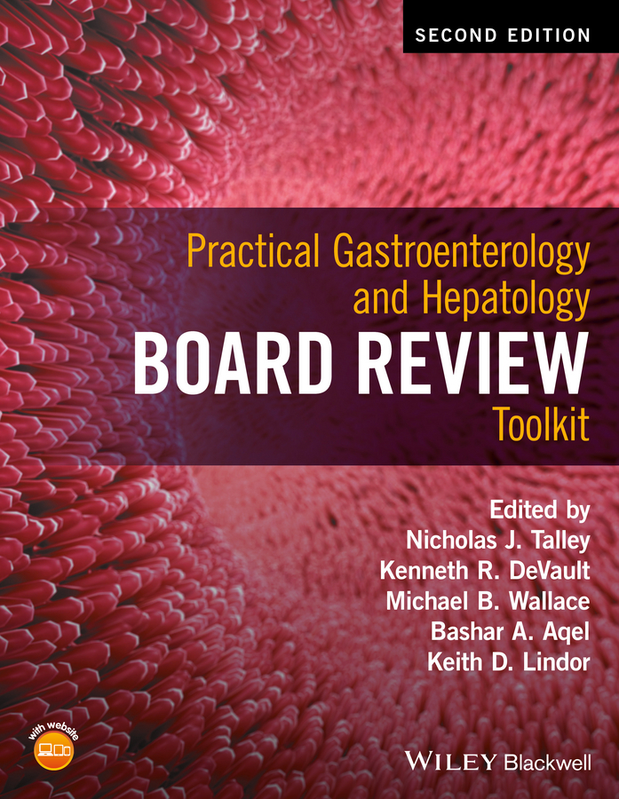 Talley, Nicholas J. - Practical Gastroenterology and Hepatology Board Review Toolkit, ebook