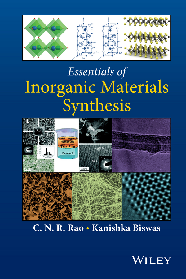 Biswas, Kanishka - Essentials of Inorganic Materials Synthesis, ebook