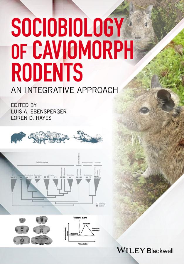Ebensperger, Luis A. - Sociobiology of Caviomorph Rodents: An Integrative Approach, ebook
