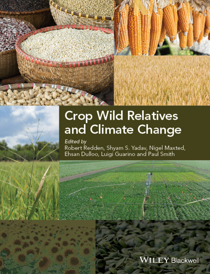 Dulloo, Mohammad Ehsan - Crop Wild Relatives and Climate Change, ebook