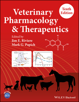 Papich, Mark G. - Veterinary Pharmacology and Therapeutics, ebook