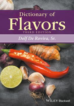 Rovira, Dolf De - Dictionary of Flavors, e-kirja