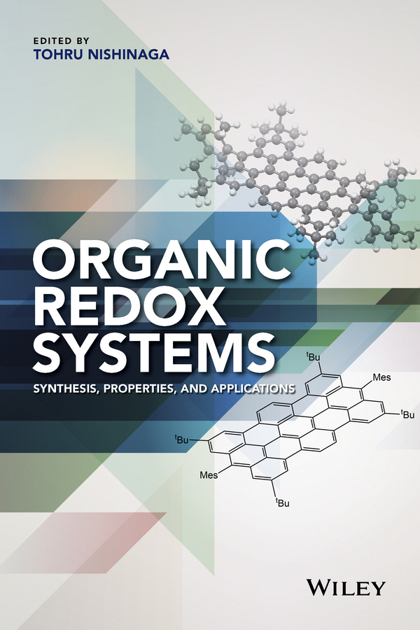 Nishinaga, Tohru - Organic Redox Systems: Synthesis, Properties, and Applications, ebook