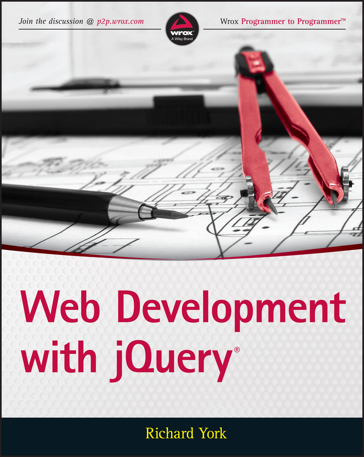 York, Richard - Web Development with jQuery, e-kirja