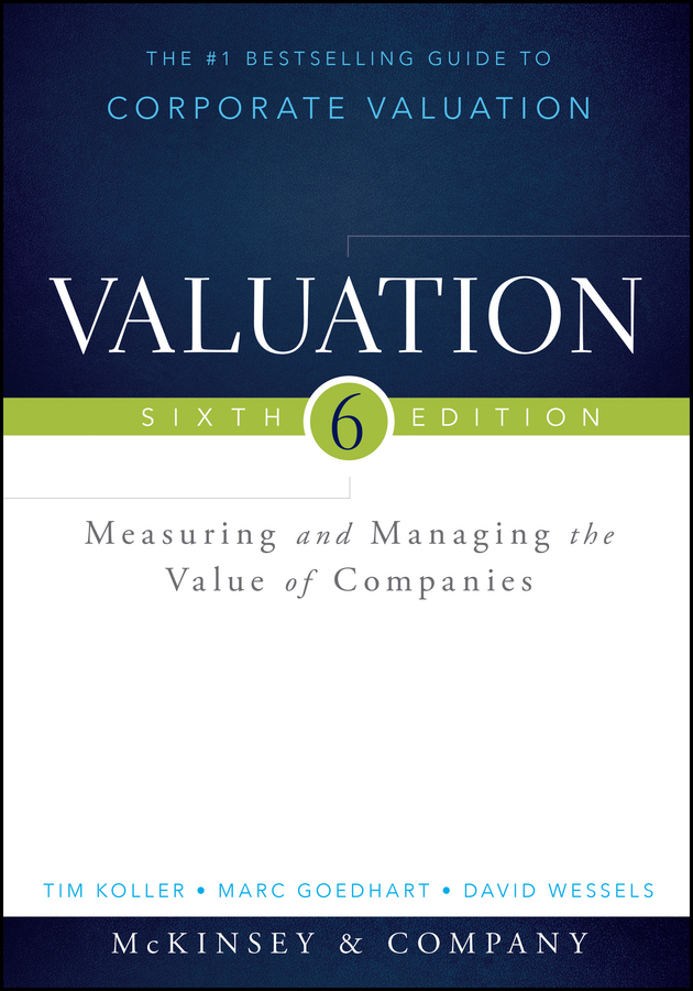 Goedhart, Marc - Valuation: Measuring and Managing the Value of Companies, ebook