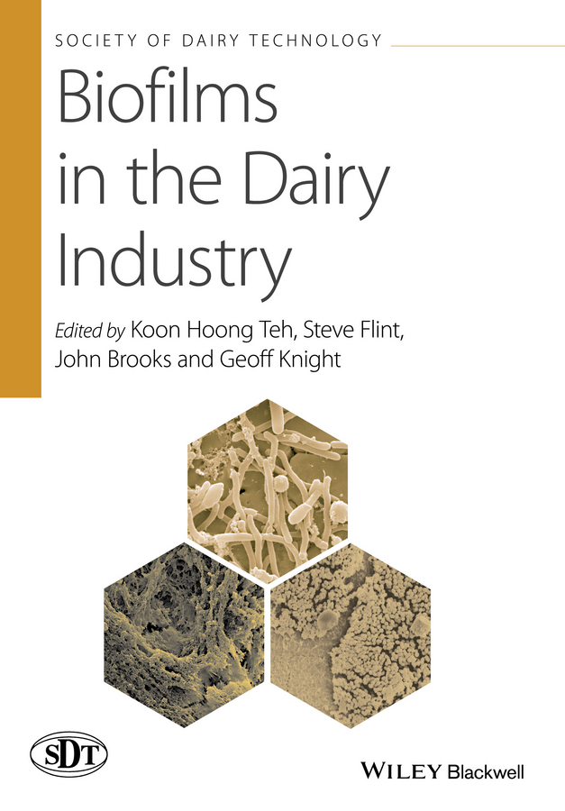 Brooks, John - Biofilms in the Dairy Industry, ebook