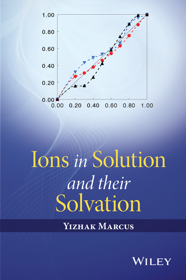 Marcus, Yizhak - Ions in Solution and their Solvation, ebook
