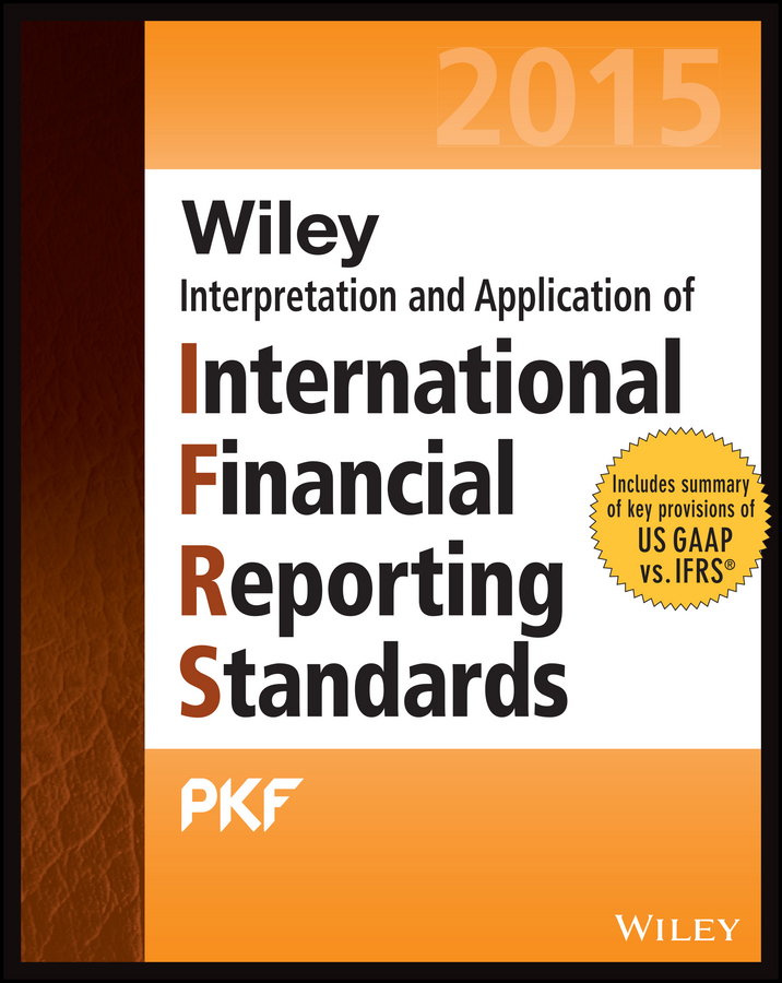 - Wiley IFRS 2015: Interpretation and Application of International Financial Reporting Standards, ebook