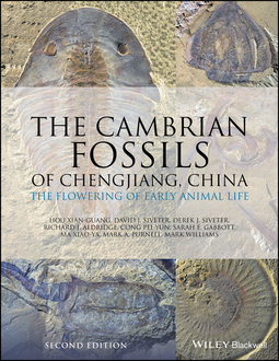 Aldridge, Richard J. - The Cambrian Fossils of Chengjiang, China: The Flowering of Early Animal Life, ebook