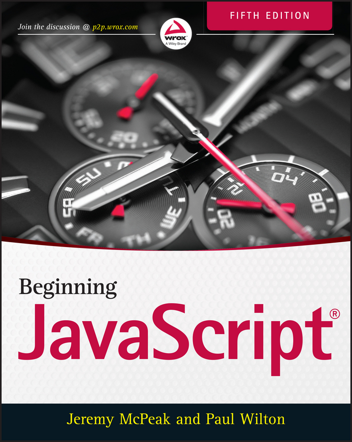 McPeak, Jeremy - Beginning JavaScript, ebook