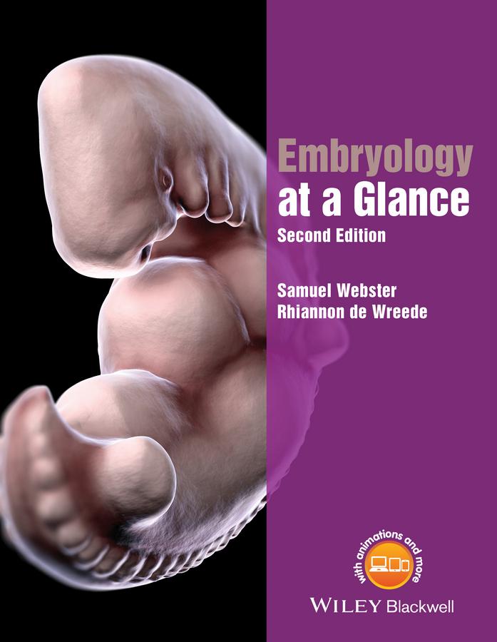 Webster, Samuel - Embryology at a Glance, ebook