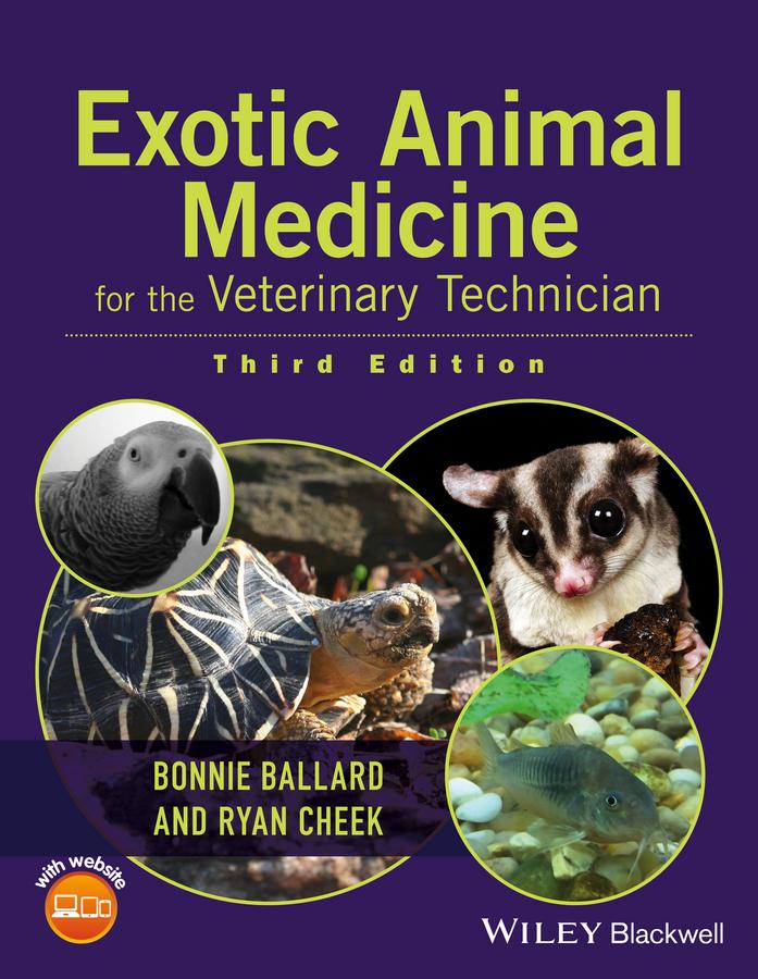 Ballard, Bonnie - Exotic Animal Medicine for the Veterinary Technician, ebook