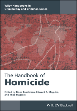 Brookman, Fiona - The Handbook of Homicide, ebook