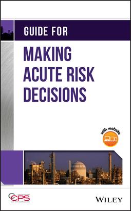 - Guide for Making Acute Risk Decisions, e-bok