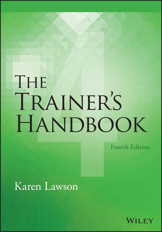 Lawson, Karen - The Trainer's Handbook, ebook