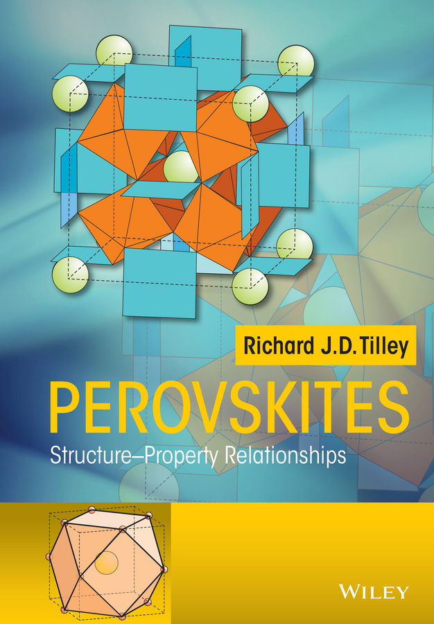 Tilley, Richard J. D. - Perovskites: Structure-Property Relationships, ebook
