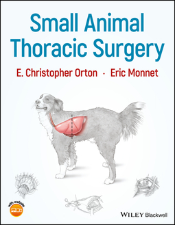 Monnet, Eric - Small Animal Thoracic Surgery, ebook