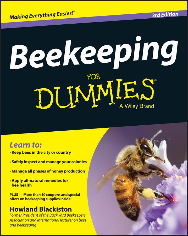 Blackiston, Howland - Beekeeping For Dummies, ebook
