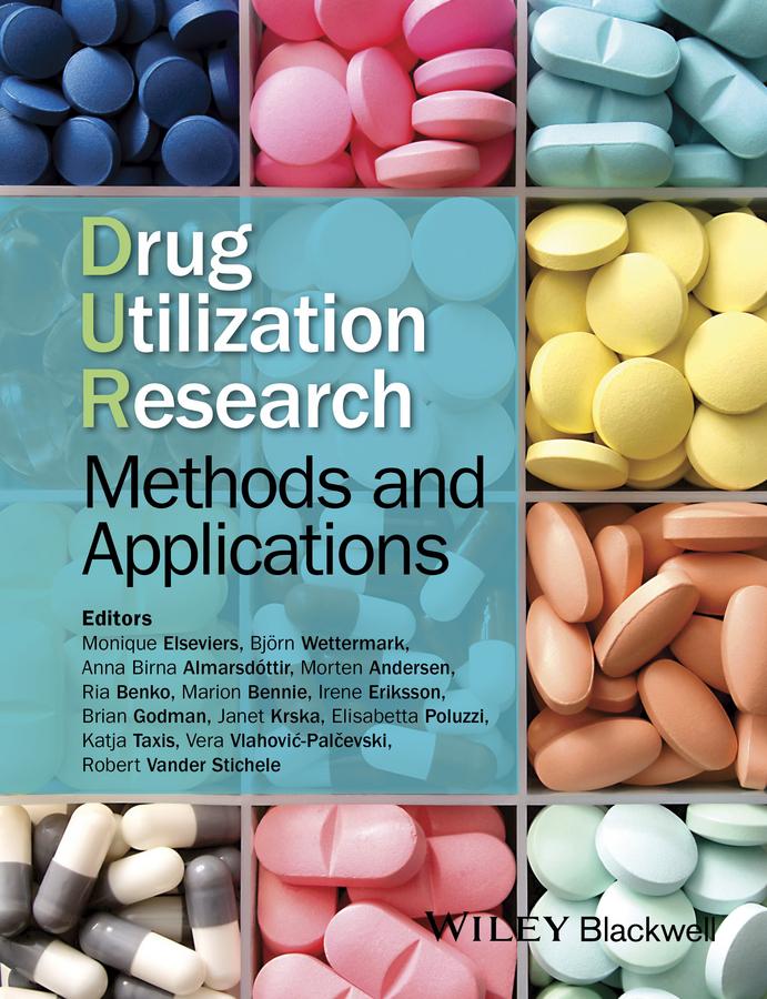Almarsdóttir, Anna Birna - Drug Utilization Research: Methods and Applications, ebook