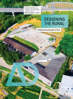 Bolchover, Joshua - Designing the Rural: A Global Countryside in Flux, ebook