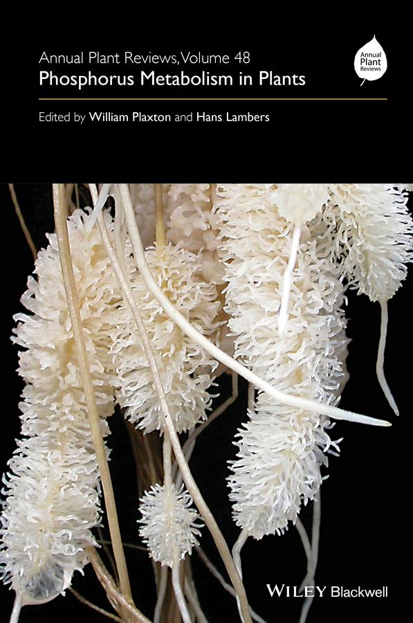 Lambers, Hans - Annual Plant Reviews, Phosphorus Metabolism in Plants, ebook