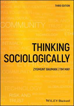 Bauman, Zygmunt - Thinking Sociologically, e-kirja