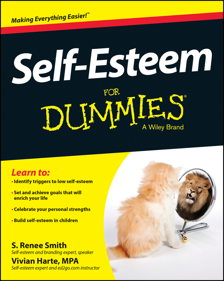 Harte, Vivian - Self-Esteem For Dummies, ebook