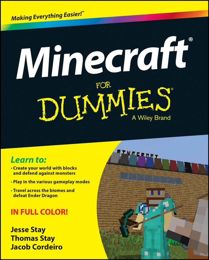 Cordeiro, Jacob - Minecraft For Dummies, ebook