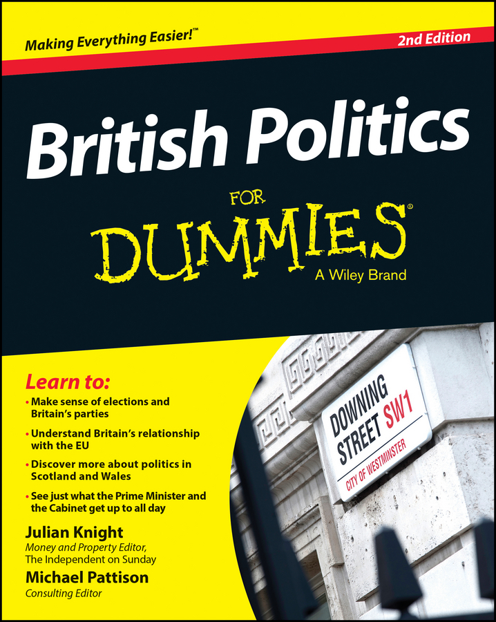 Knight, Julian - British Politics For Dummies, ebook