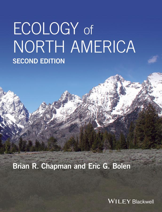 Bolen, Eric G. - Ecology of North America, ebook