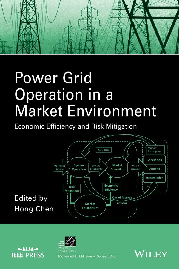 Chen, Hong - Power Grid Operation in a Market Environment: Economic Efficiency and Risk Mitigation, e-kirja