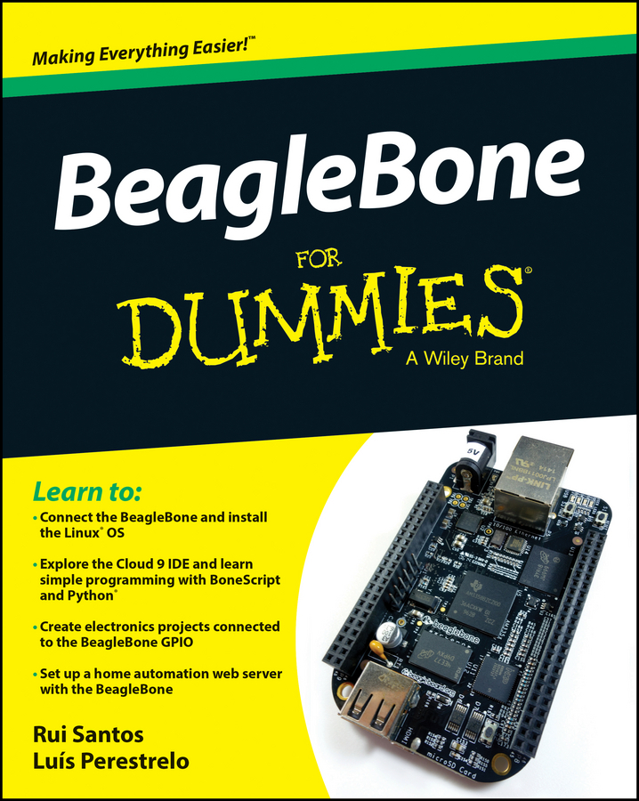 Perestrelo, Lu?s Miguel Costa - BeagleBone For Dummies, ebook